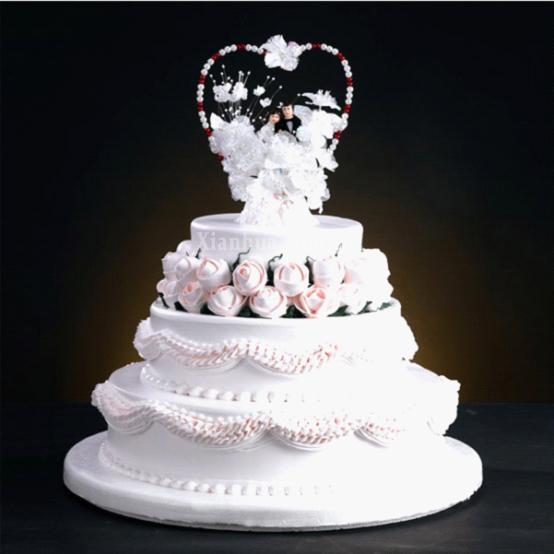 克莉丝汀-婚礼一世情缘(蛋糕)