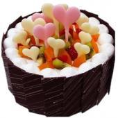 好利来爱心世界 畅想甜蜜的世界