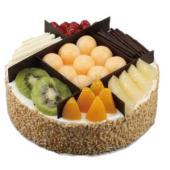 好利来水果盛 只有蛋糕怎么够