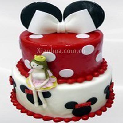 米奇公主(蛋糕)