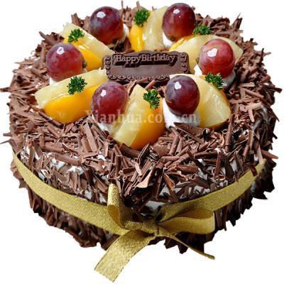 罗莎-黑森林 蛋糕【图片