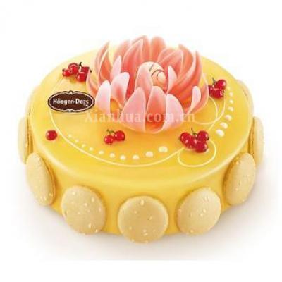 哈根达斯—金色馨香(蛋糕)