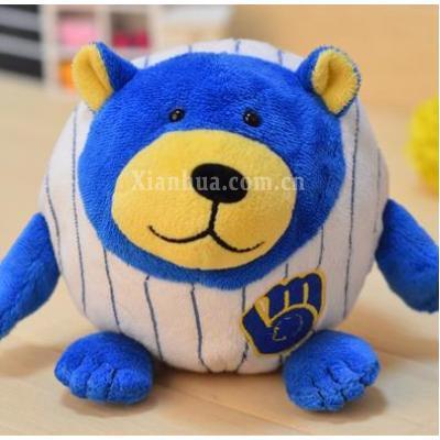NICI-条纹小熊
