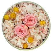 保鲜花—粉妆 为悦己者容