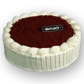 窝夫小子-红丝绒蛋糕(6寸)