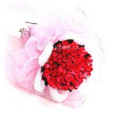 韩国100 Stem Roses