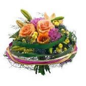 欧洲 Colourful bouquet