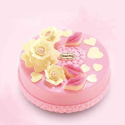 哈格达斯-粉色甜梦