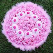 粉色爱恋 任何语言也无法表达的温馨