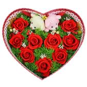 保鲜花—真心祝福 守护快乐幸福