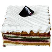 窝夫小子-彩虹蛋糕(4寸)