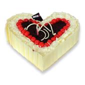 窝夫小子-蓝莓甜心蛋糕(4寸)